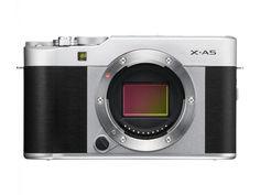 Фотоаппарат FujiFilm X-A5 Body Silver