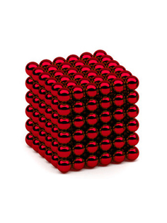 Магниты NeoCube Альфа 216 5mm Red D5NCRED