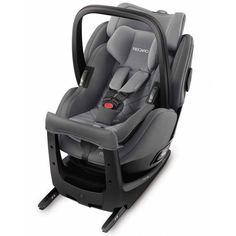 Автокресло Recaro Zero.1 Elite i-Size Aluminium Grey 6301.21503.66
