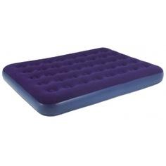 Кровать relax flocked air bed double 20256