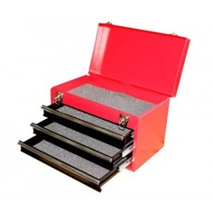 Ящик для инструмента металлический 43х24х27см энкор 6714