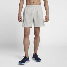 Мужские беговые шорты с подкладкой Nike Distance 18 см