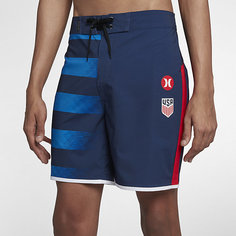 Мужские бордшорты Hurley Phantom USA Away National Team 45,5 см Nike