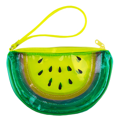 Косметичка-сумочка `LADY PINK` STAY JUICY WATERMELON желтая