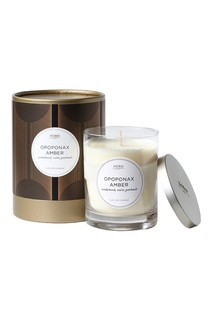 Ароматическая свеча Opoponax Amber Kobo Candles