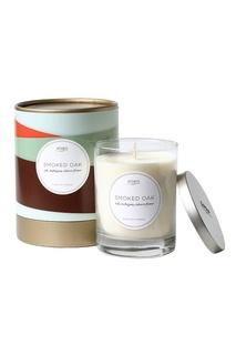 Ароматическая свеча Smoked Oak, 312гр. Kobo Candles