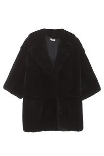 Пальто из меха кролика MarusЯ