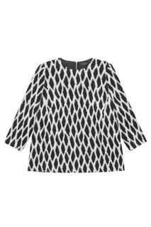 a901889b01b Женские блузки черно-белые – купить блузку в интернет-магазине