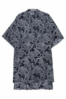 Платье-рубашка с узором пейсли Acne Studios