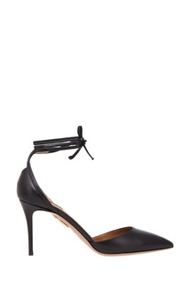 Кожаные туфли Heart Breaker Pump 85 Aquazzura