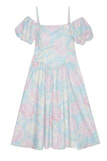 Платье (1980-е) Lanz Vintage