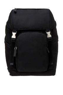 Текстильный рюкзак Prada
