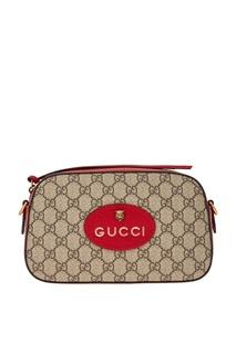 Сумка через плечо GG Supreme Gucci