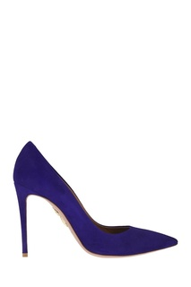 Замшевые туфли Simply Irresistible Pump 105 Aquazzura