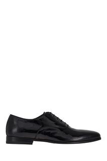 Лакированные туфли Canali