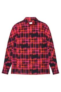 Хлопковая блузка Delpozo