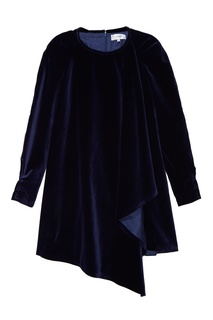 Платье из бархата Carven