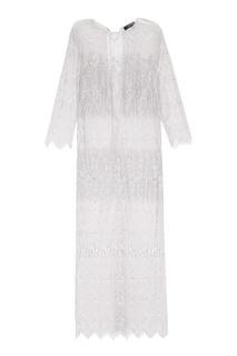 Кружевное платье-макси Esve