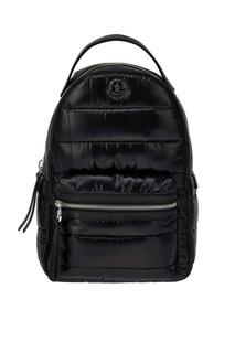 Стеганый рюкзак черный New Georgette Moncler