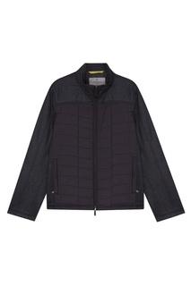 Куртка со стегаными панелями Canali