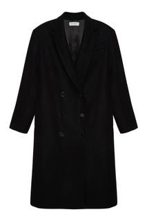 Двубортное шерстяное пальто ЛИ ЛУ