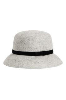 Серая фетровая шляпа Julie Age of Innocence