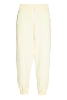 Бежевые женские штаны с манжетами – купить в интернет-магазине   Snik.co d1b55c22cf1