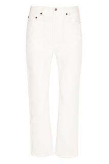 Белые джинсы Acne Studios