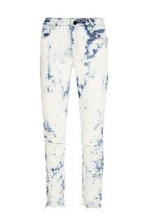 Вареные джинсы с разрывами Alexander Wang