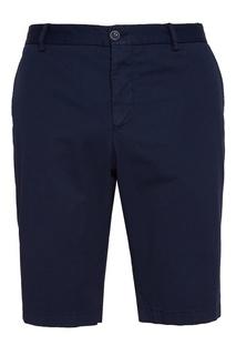 Синие шорты-чинос Etro