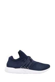 Синие кроссовки из текстиля Arkk