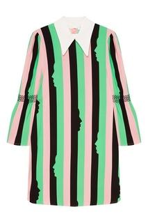 Платье в полоску Vivetta