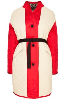 Стеганое двустороннее пальто из хлопка Isabel Marant Etoile