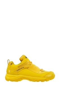 Желтые кроссовки Zasport