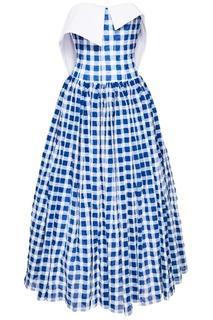 Платье с открытым верхом Natasha Zinko