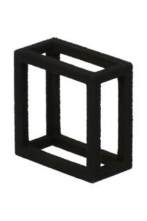 Черное кольцо Two Belki Rings