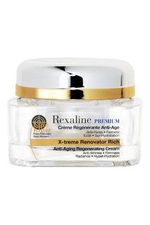 Антивозрастной регенерирующий обогащенный крем для лица и шеи, 50 ml Rexaline