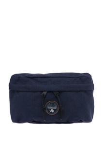 Синяя поясная сумка Napapijri