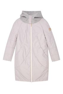 Двустороннее стеганое пальто с капюшоном Novaya