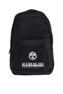 Черный рюкзак с логотипом Napapijri