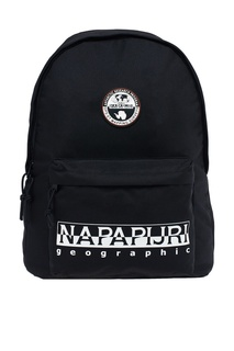 Черный текстильный рюкзак Napapijri