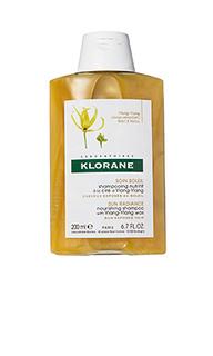 Шампунь nourishing shampoo with ylang-ylang - Klorane