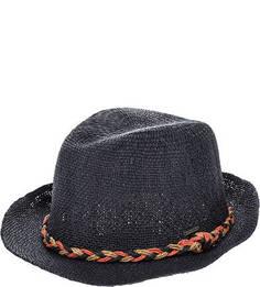 Синяя бумажная шляпа Pepe Jeans