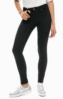Черные джинсы скинни с заниженной талией Cheap Monday