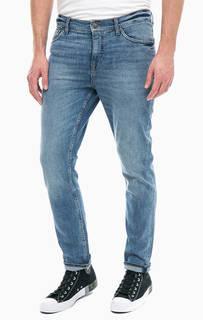 Зауженные синие джинсы со стандартной посадкой Cheap Monday