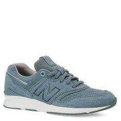 Кроссовки NEW BALANCE WL697 серо-голубой