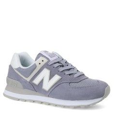 Кроссовки NEW BALANCE WL574 светло-фиолетовый