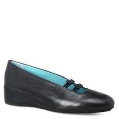 Туфли THIERRY RABOTIN 764M темно-синий
