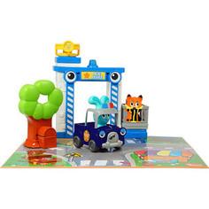 Игровой набор Ouaps Бани Полицейская станция (61148)
