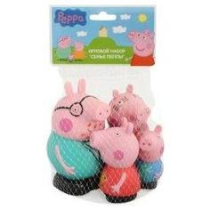 Игровой набор Росмэн Семья Пеппы Peppa Pig (25068)